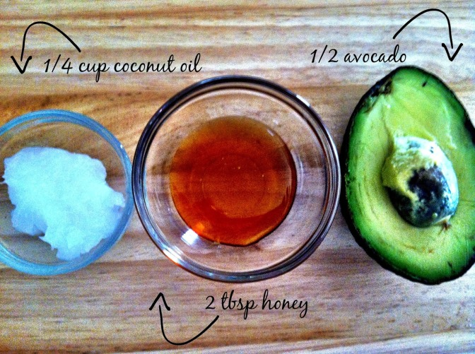 DIY Hair Masks for Dry Hair