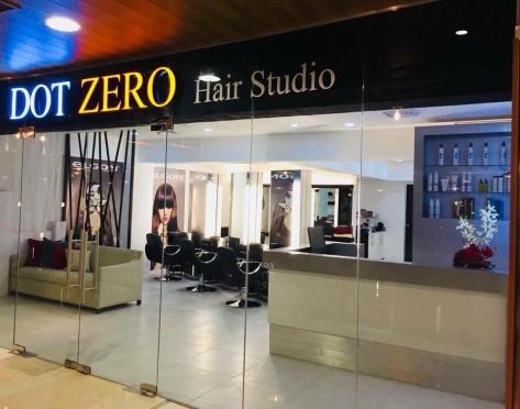 DOTZERO hair studio, las pinas, balayage ombré rebond